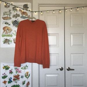 Everyday cashmere crew neck sweater